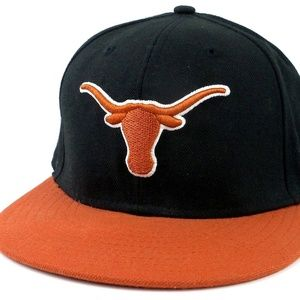 Texas Longhorns New Era 59fifty Cap Fitted 7 1/4